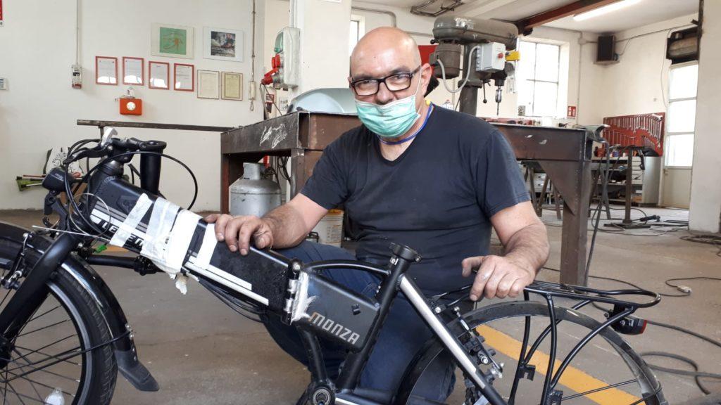 Riparazione Biciclette elettriche e monopattini
